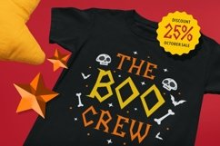 Halloween Mascots - Spooky and Playful Display Typeface Product Image 4