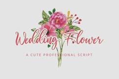 Wedding Flower | Display Typeface Font Product Image 1