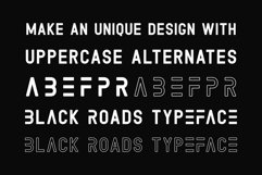 Black Roads Product Image 4