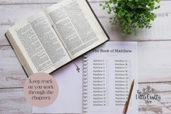 Book of Matthew Printable, Wall art, PDF Printables Product Image 3