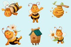 Busy Bee Illustrations Product Image 3