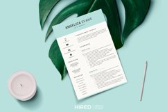 Modern Resume Template and Cover Letter. Fully editable CV Product Image 19