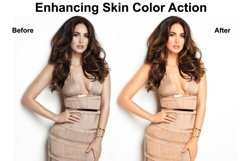 Enhancing Skin Color Action Product Image 1
