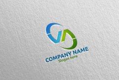 Letter V, A, VA Logo Design 66 Product Image 2