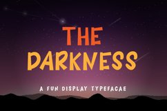 The Darkness Product Image 1