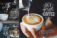 Coffee Chalk Letterings Product Image 5