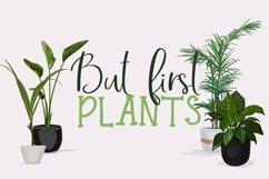 Web Font Botanical Heart Product Image 4