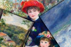 Renoir Paintings Digital Papers Product Image 3