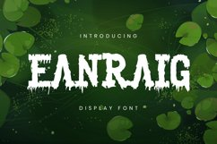 Eanraig Font Product Image 3