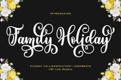 Family Holiday Product Image 1