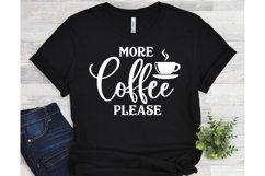 Coffee SVG Bundle, Coffee Svg, Coffee Cut Files, Coffee SVG Product Image 4