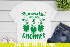 Shamrockin SVG files for Cricut | Gnomies SVG St Patrick's Product Image 3