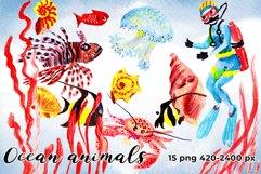 Ocean Animals Product Image 1