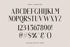 Athina - Modern Serif Product Image 2