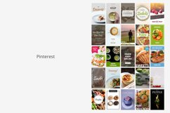 Food Social Media Banners Product Image 5