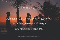 Canggu Vibes Script Font Product Image 2