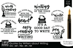 Quotes by Writers about Writing Artists Bundle Product Image 1