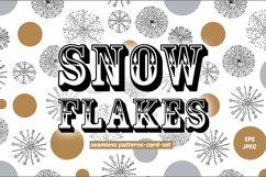 Magic snowflakes. Product Image 1