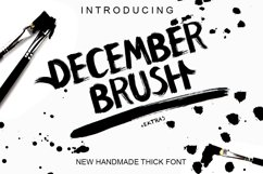 December Brush And Extras Product Image 1