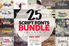 25 Fons Bundles Vol.2 Product Image 1