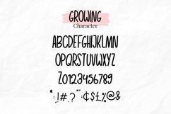 Growing Garden Handwritten Font Trio Product Image 5