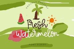Fresh Watermelon Product Image 1