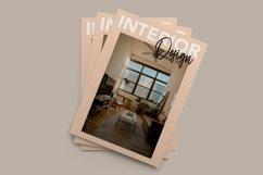 Web Font Dogwood - Cool Handwritten Font Product Image 2