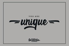Sweetcase Typeface 30 OFF Product Image 4