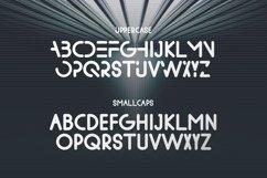 Madsense - Modern Futuristic Font Product Image 3