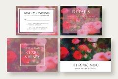 Garden Wedding Invitation Suite Product Image 4