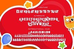 Little Queen Fun Children Typeface Product Image 8