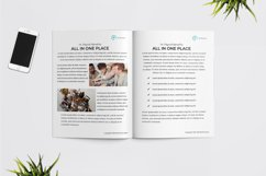 Stream Brochure Template Product Image 3