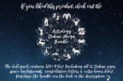 Leo Zodiac, Constellation, Horoscope, Celestial Pack Product Image 4