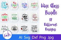 Wine Bundle Svg Cut Files Product Image 1