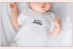 25 Baby SVG Bundle - Baby quotes SVG - New born quotes SVG Product Image 6