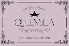 QUEENSILA Product Image 1