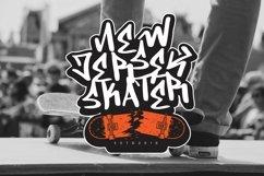 Web Font Graffity Marker Font Product Image 3