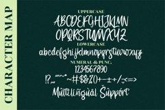 Lemonte Buster - Cute Handwritten Font Product Image 2