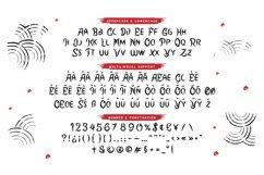 Web Font Abesuke Display Font Product Image 3