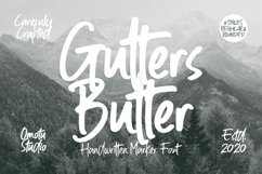 Gutters Butter Product Image 1