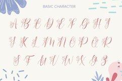 Laurence Monogram Font Product Image 6