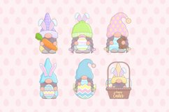Easter Gnome Clip Art Sublimation Product Image 2
