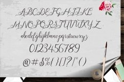 December Font Product Image 4