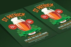 St Patricks Day Beer Party Flyer Product Image 4