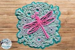 3D Mandala Bundle | 3D Layered Mandala SVG Bundle Product Image 17