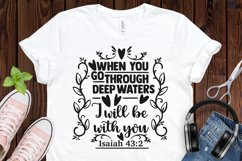 Bible verse SVG bundle, christian svg, blessed svg religious Product Image 25