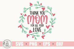 Mother's day svg, Mom life svg Product Image 2