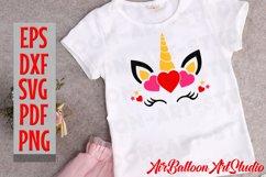 Unicorn SVG Unicorn Clipart Unicorn Shirt Unicorn Cut File Product Image 6