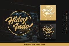 High Amelliya Typeface Product Image 5