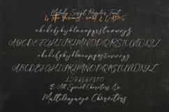 Melody SVG Script Font Product Image 6